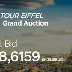 OVR: The Eiffel Tower Non-Fungible Token Has Been Sold for 38 ETH