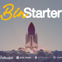Highly Anticipated Insured Launchpad, Binstarter to Open to the Public on Aug 4th