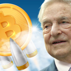 George Soros' Fund Holds Bitcoin, CEO Says Cryptocurrency Has Gone Mainstream