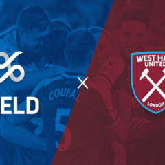 YIELD App Named Official Partner of Premier League Football Club West Ham United